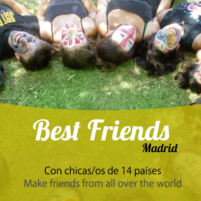 Campamento Internacional Best Friend