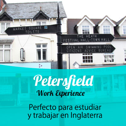 Petersfield Work Experience I