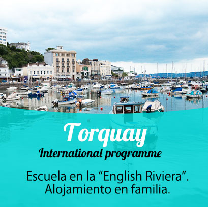 Torquay International Programme