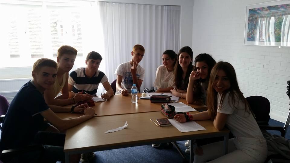 Aprendiendo inglés en Inglaterra