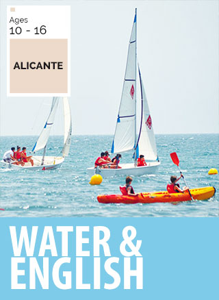 summer camp in spain, alicante