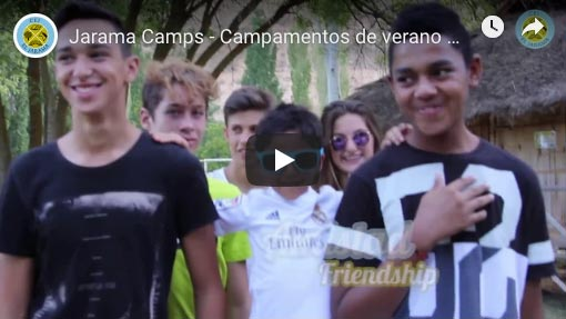 summer camps in madrid
