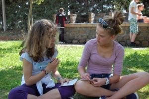 summer camps in spain